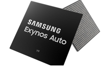 Samsung's Exynos Auto V9 to Power Next-generation Platform for Audi's In-vehicle Infotainment System