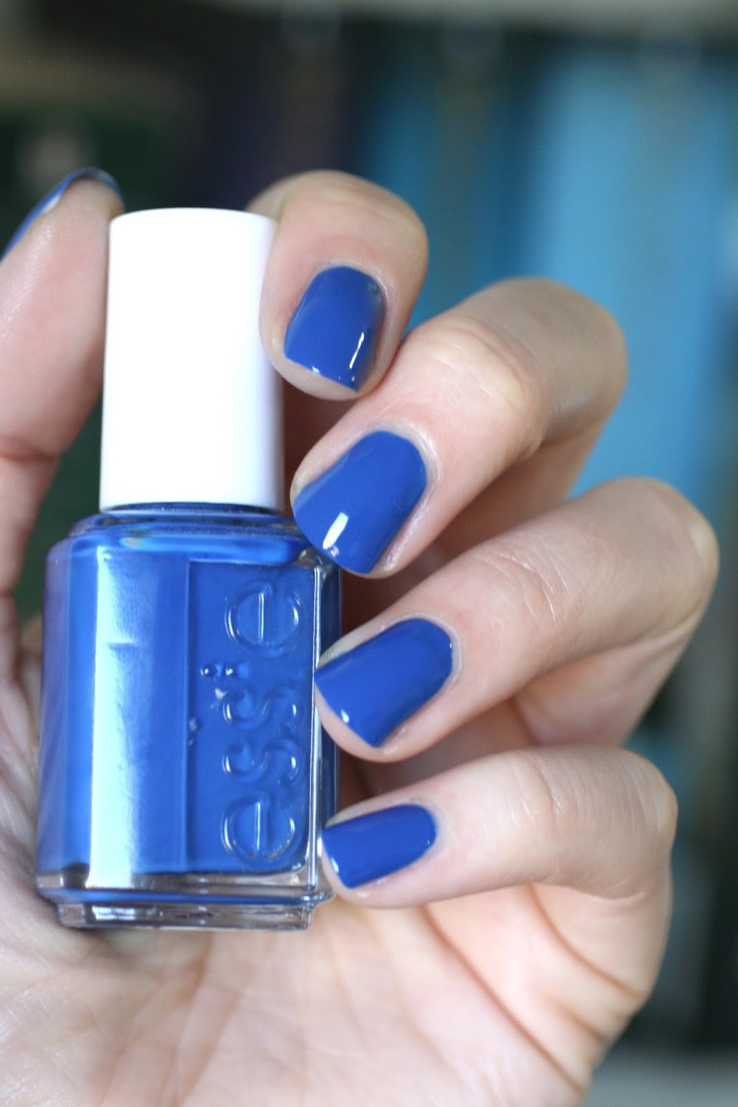 Essie Nail Polish Aruba Blue | Hession Hairdressing