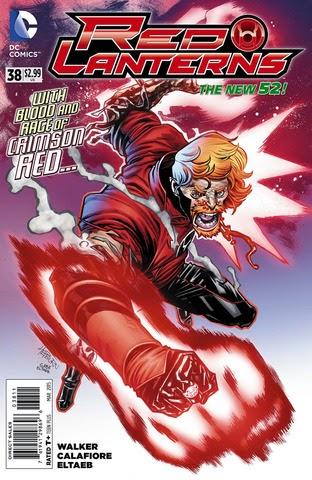 Red Lanterns 38