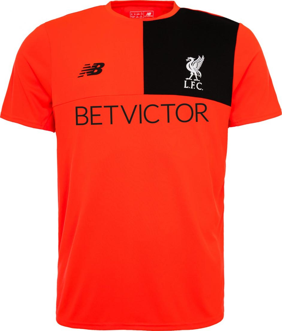 Liverpool 16 17 trainingstrikot