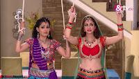 Soumya Tondon aka Bhabhiji in Beautiful Red Ghagra Choli ~  Exclusive Galleries 013.jpg