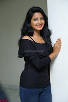 Deepthi Shetty looks super cute in off shoulder top and jeans ~  Exclusive 79.JPG