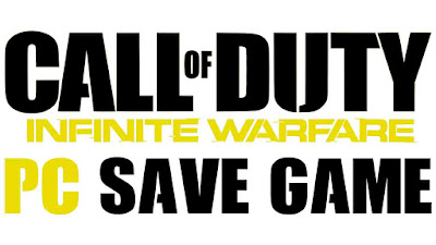 call of duty infinite warfare save game