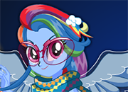Legend Of Everfree Rainbow Dash juego