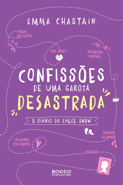 Confissões de uma garota desastrada - Emma Chastain