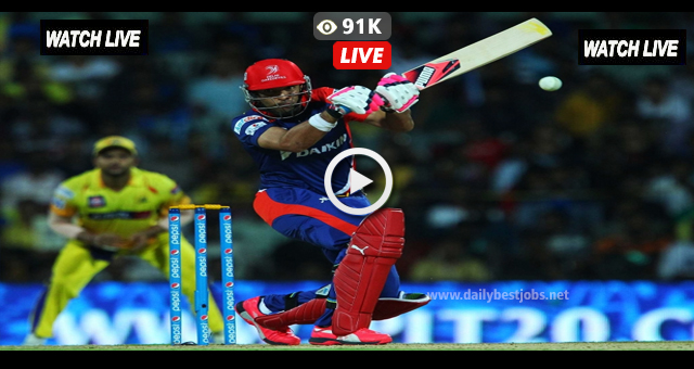 IPL 2018 Live Streaming DD vs CSK Live Cricket Scores Online
