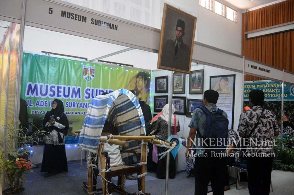 20 Museum Terkenal di Indonesia Ramaikan Pameran Kesejarahan di Gedung Pertemuan Setda Kebumen