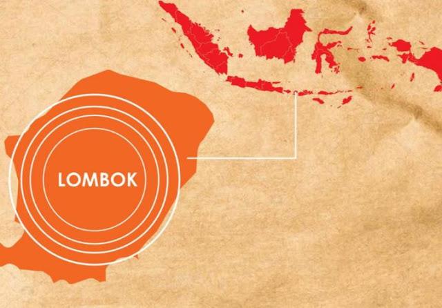 Ratusan Gempa Getarkan Lombok , Mengapa ?