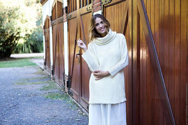 Polerones invierno 2016 ropa de moda. Moda invierno 2016.