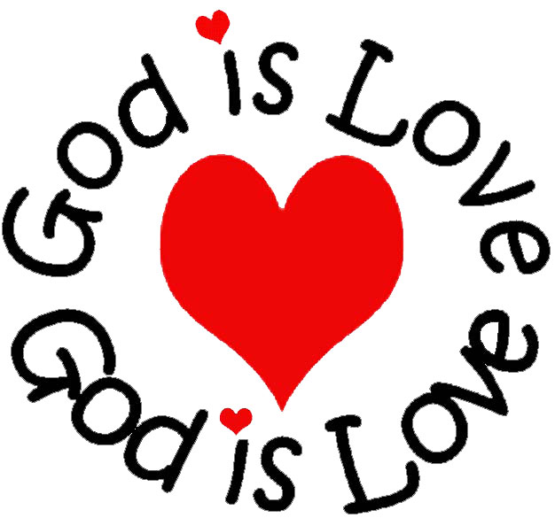 God Is Love: Download HD Christmas & New Year 2018 Bible Verse