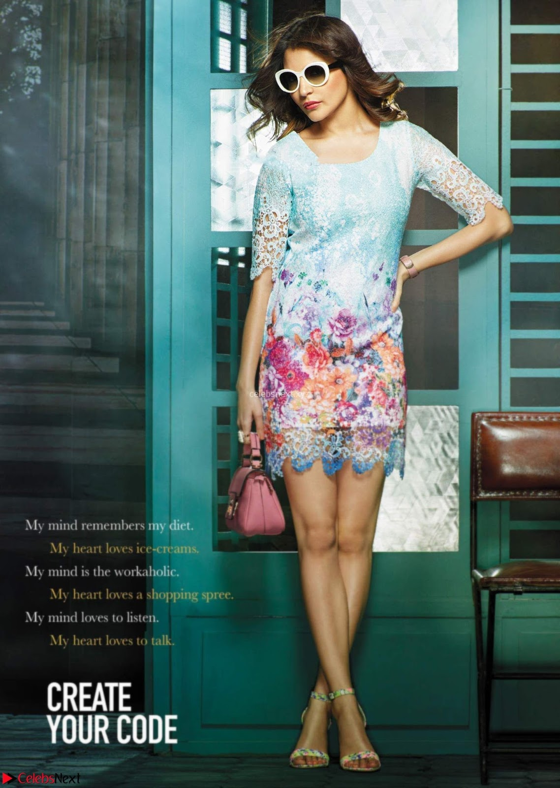 Anushka Sharma Code Magazine Exclusive Stills
