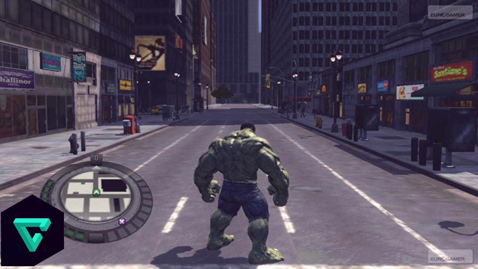 The Incredible Hulk Hd Wallpaper Top Juegos De Mundo Abierto Para Pc Bajos Medios Altos