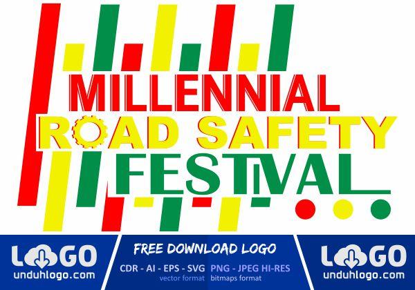 Logo Millennial Road Safety Festival
