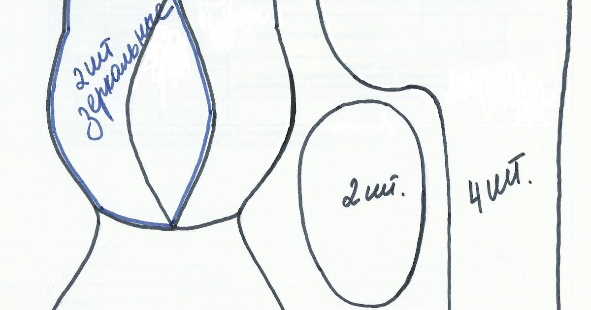 накладная грудь