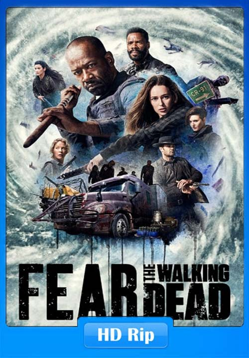 Fear the Walking Dead S05E11 Youre Still Here 720p WEB-DL x264 Poster