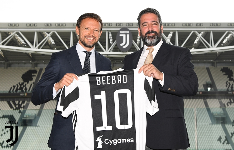 Beebad je novi zvanični partner Juventusa