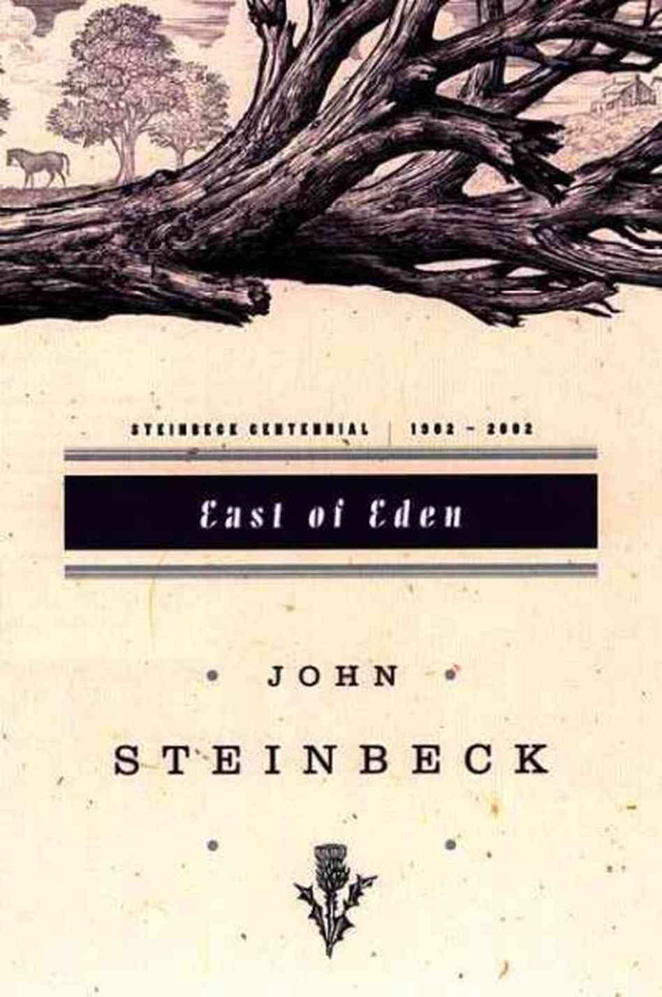 good vs evil east of eden East of eden dramatizes this perpetual conflict between good and evil in the society of the salinas valley as a whole and within the individuals of the trask and hamilton families in particular.