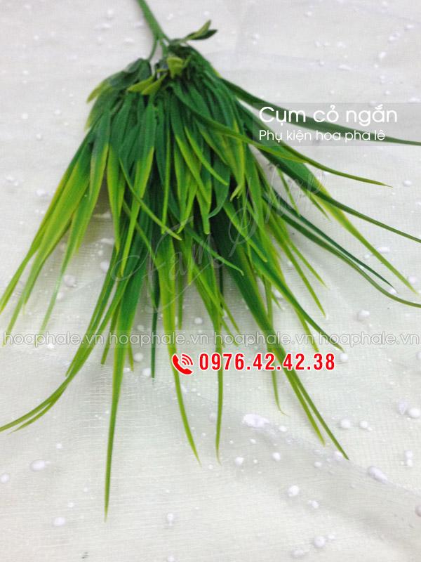 Cụm cỏ ngắn | Phụ kiện cắm hoa đá pha lê