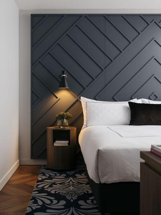best and modern interior design for bedroom