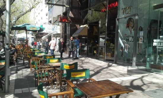 Café Havanna em Mendoza, Argentina