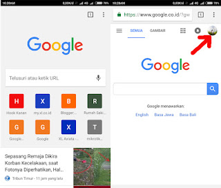 Bagaimana cara hapus akun google di semua android