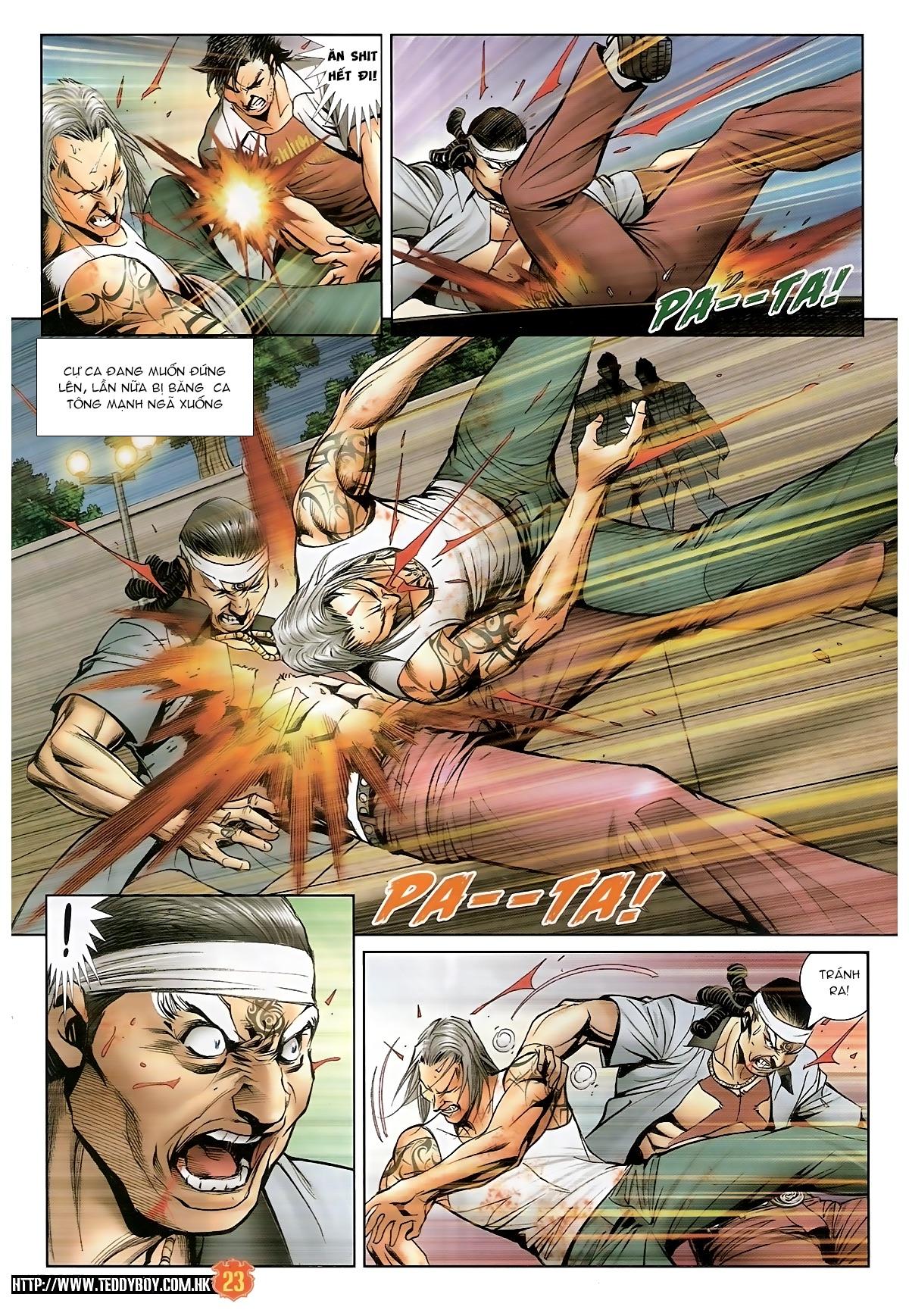 Người Trong Giang Hồ - Chapter 1553: Bệnh cũ tái phát - Pic 17