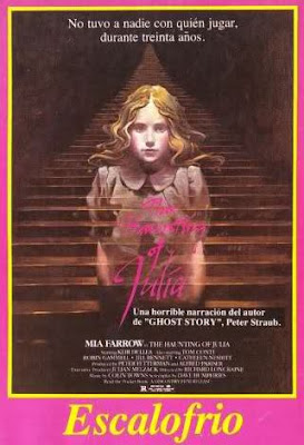 Uno de los posters de The Haunting of Julia-1977