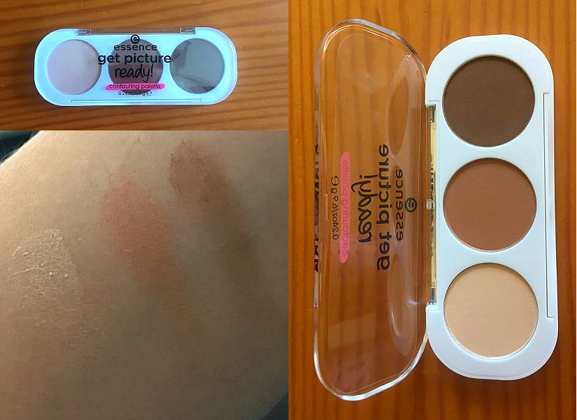 Essence Get Picture Ready! Contouring Palette - REVIEW