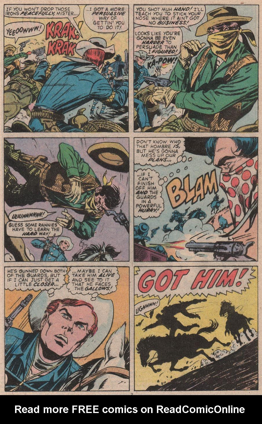 The Rawhide Kid (1955) issue 148 - Page 4