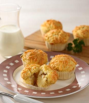 Resep Kue Dan Camilan Lezat Muffin Isi Tuna Yang Bikin Ketagihan