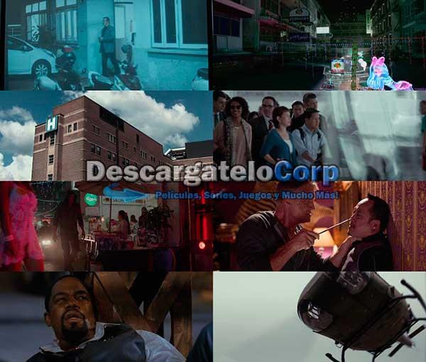 Trafico Humano DVDRip Latino