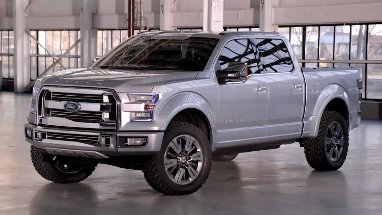 Hybrid Ford F-150 On Sale by 2020