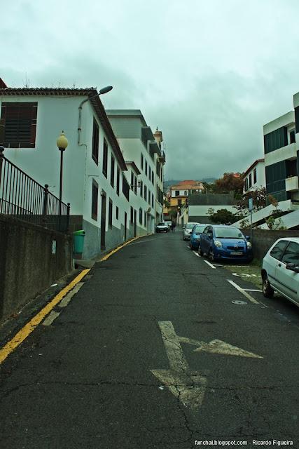 RUA DE SANTA LUZIA - FUNCHAL