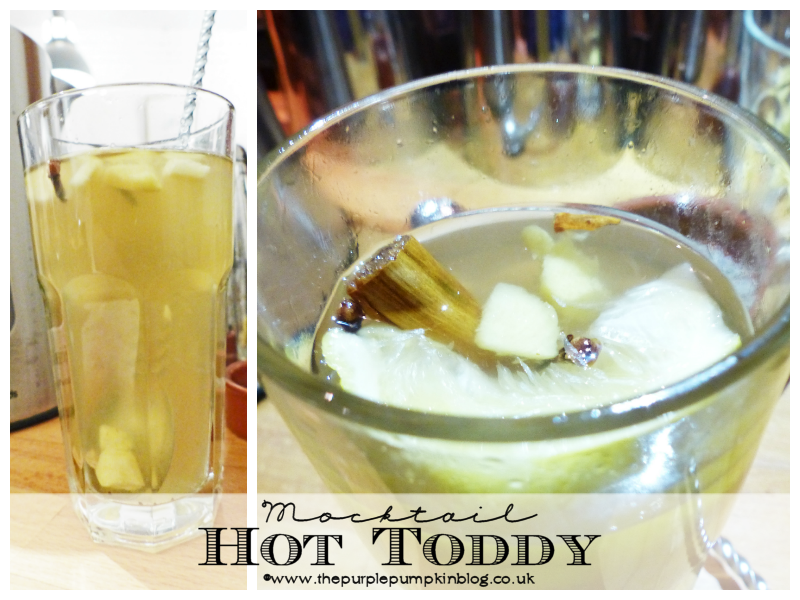 Mocktail Hot Toddy - Mixology Mocktail Masterclass, Shoreditch, London