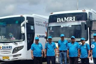 Damri Sediakan Bus Gratis Menuju Bandara Kertajati Majalengka