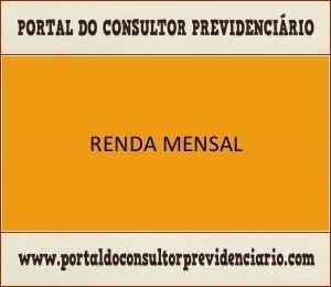 A Renda Mensal do Salário-maternidade na Previdência Social.