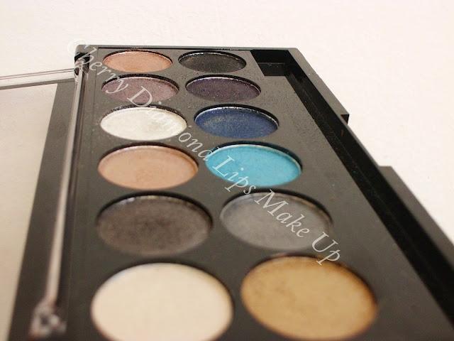 Recensione palette Dusk Til Dawnsi Makeup Academy