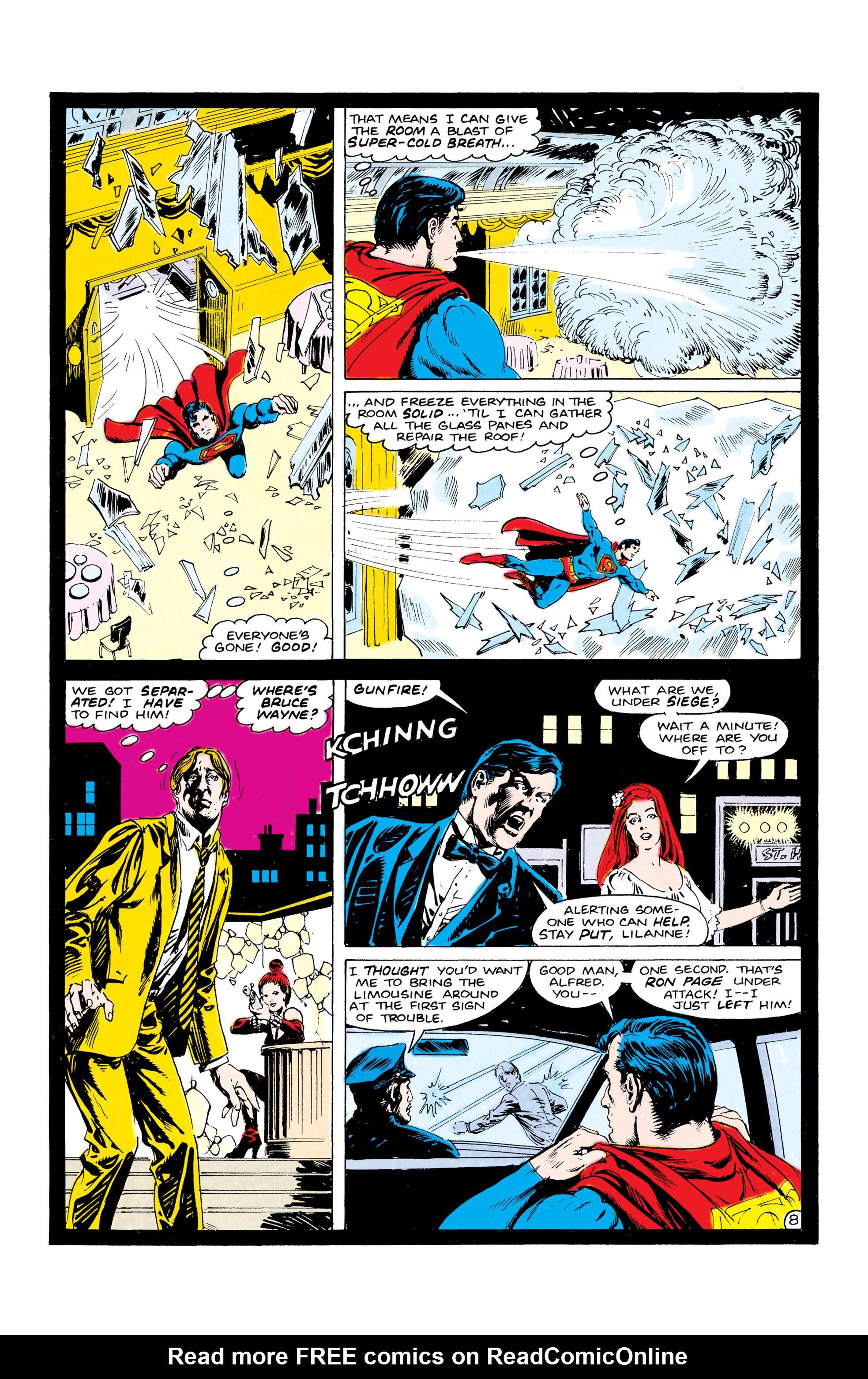 Read online World's Finest Comics comic -  Issue #314 - 9