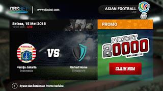 persija vs home united piala afc 15 mei 2018