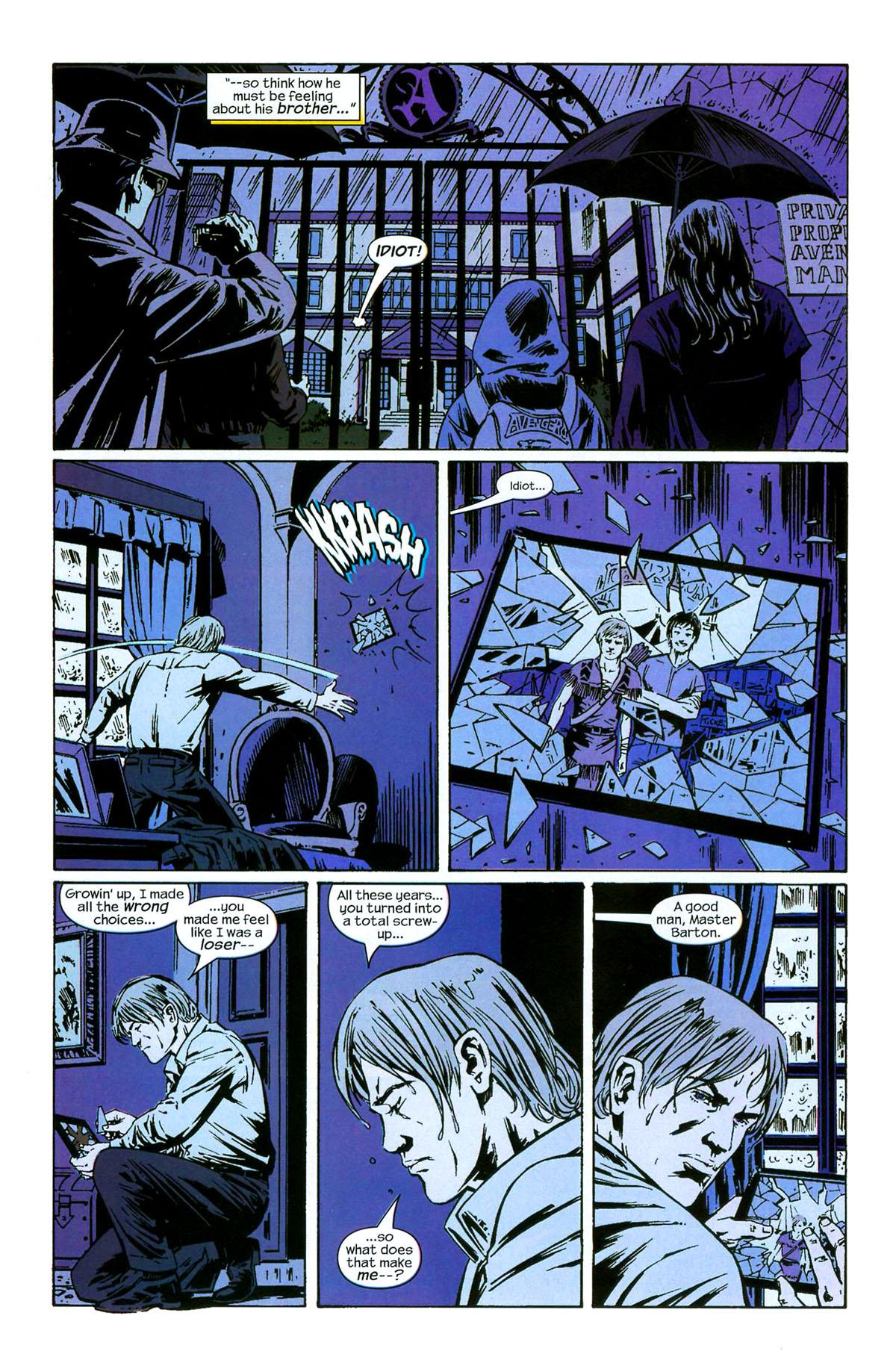 Hawkeye (2003) Issue #6 #6 - English 3