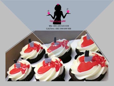Bahan Cupcake Patah hati dan Resep Cara membuat tidak menjadi Putus Cinta