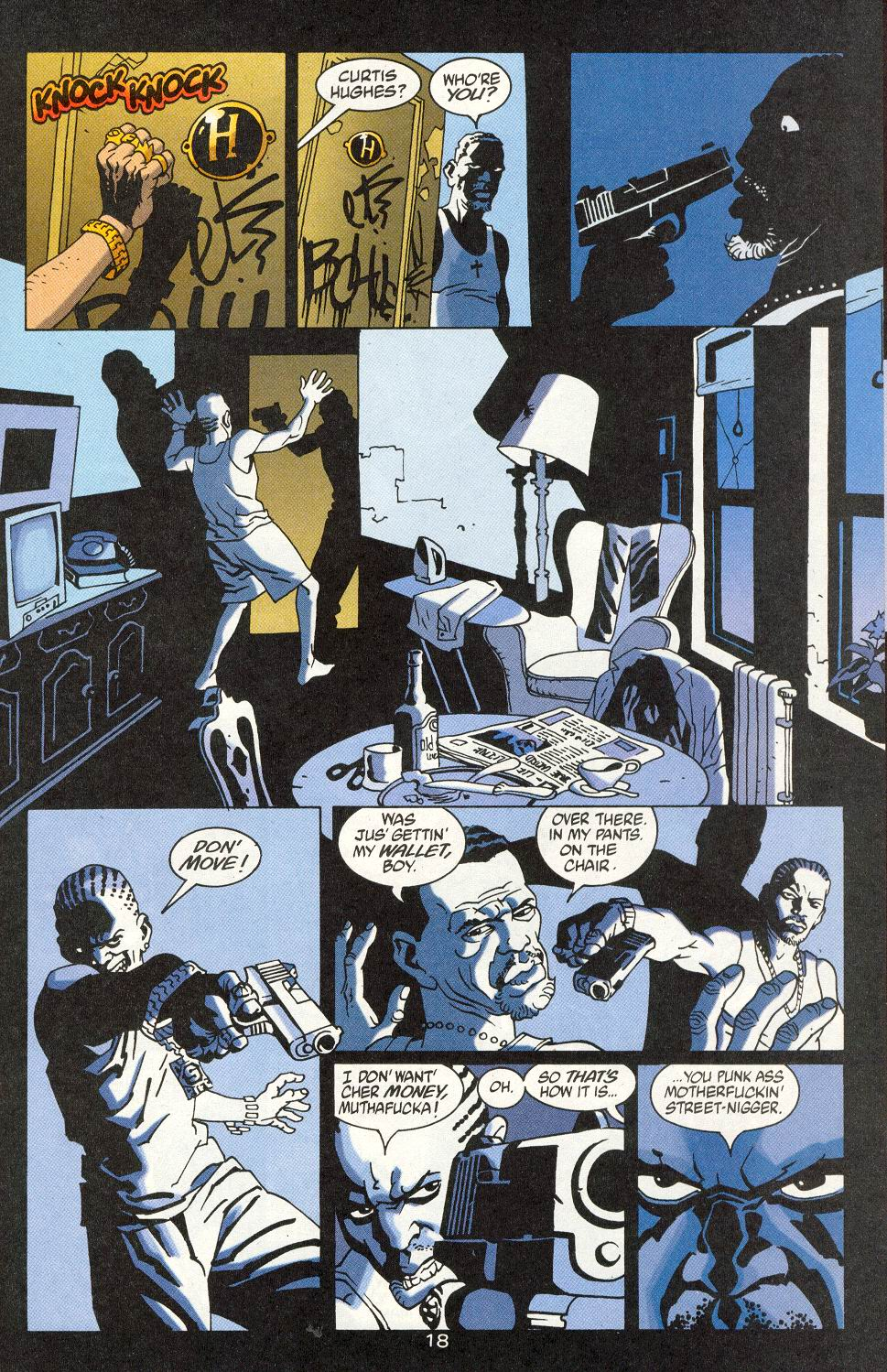 Read online 100 Bullets comic -  Issue #15 - 20