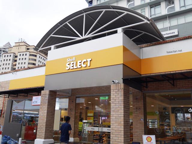 Redeem your BonusLink Rewards at Shell Select Stores