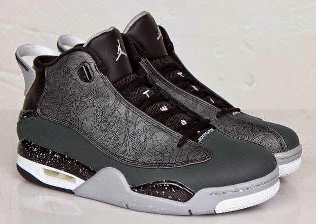 cheap for discount 458fd 68156 Air Jordan Dub Zero  Classic Charcoal  Sneaker Available Now (Images)