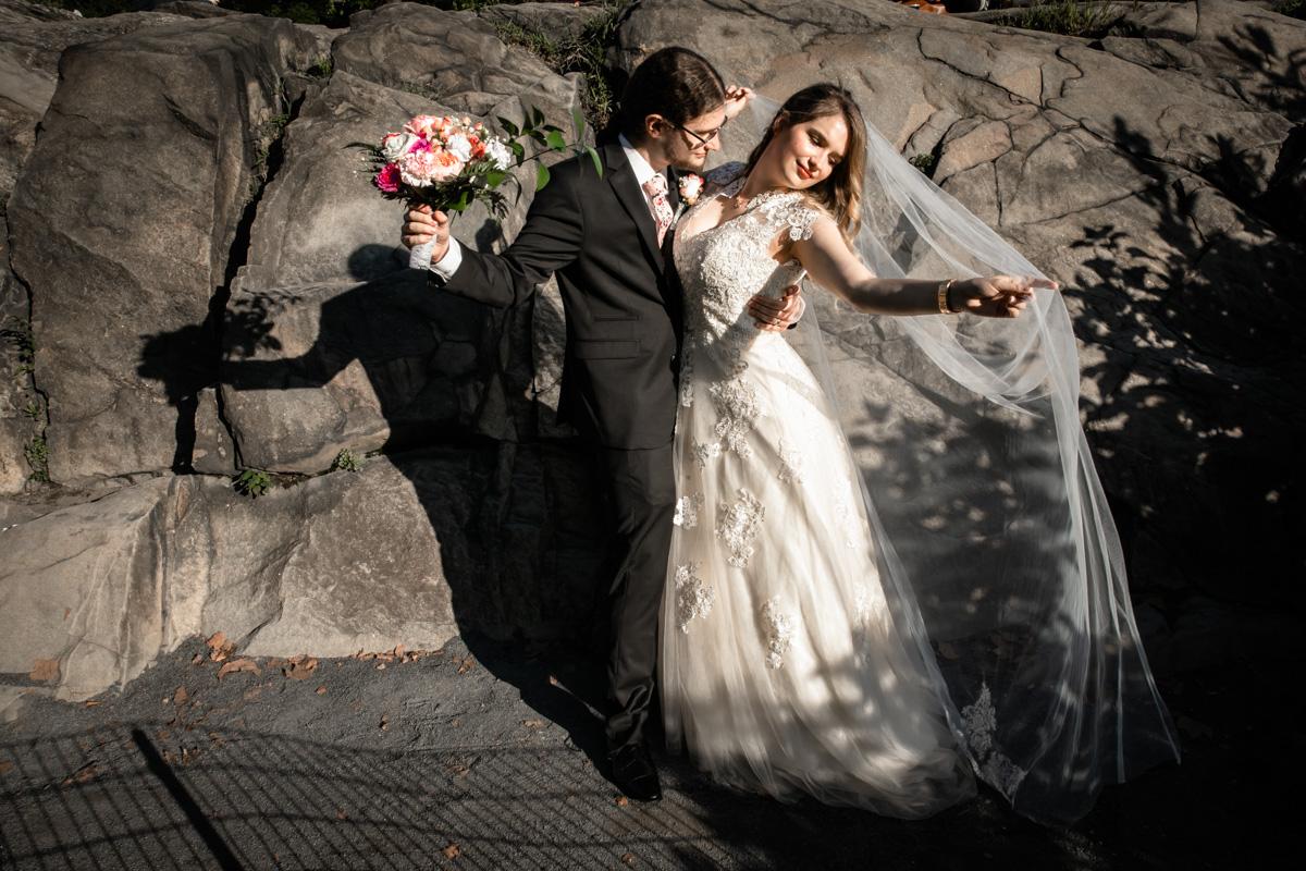 Couple Enjoying Amazing Photography Moments