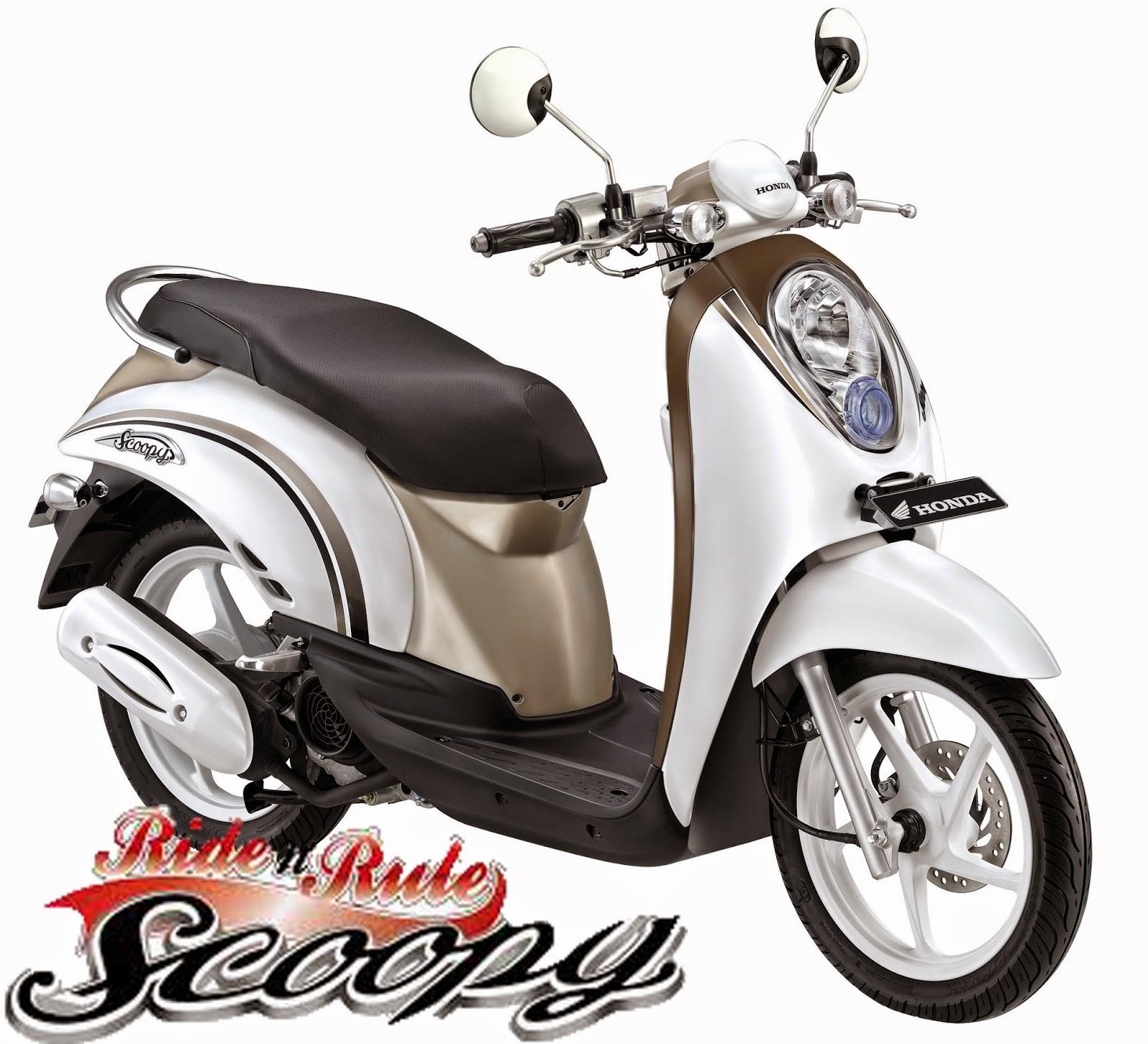 Model Motor Scoopy Terbaru  impremedianet