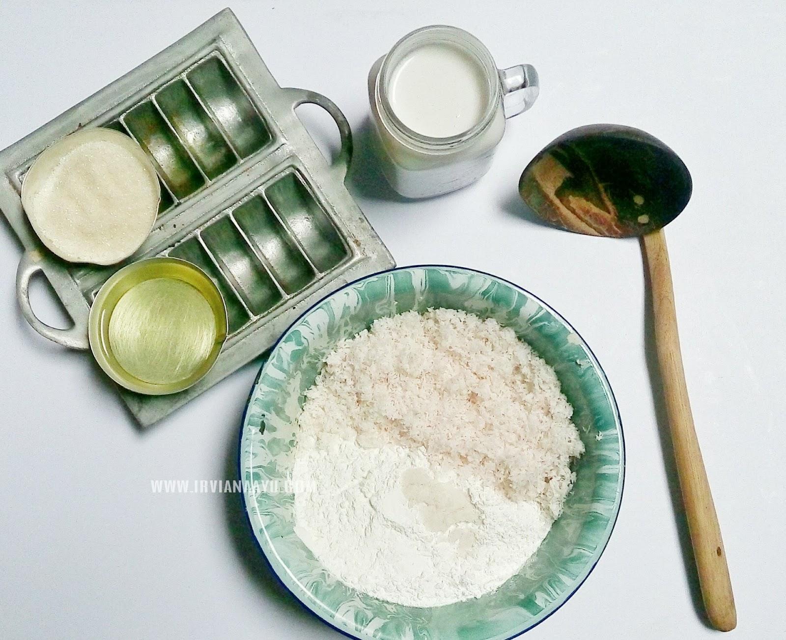 Resep Membuat Kue Pancong atau Serabi Rangin, Enak! | The