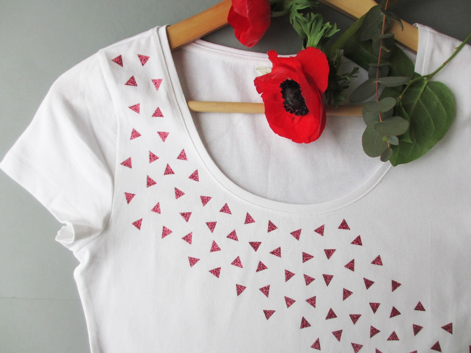 Relativ Tadaam !: DIY / Tuto ☆ Customiser un tee-shirt blanc JJ76