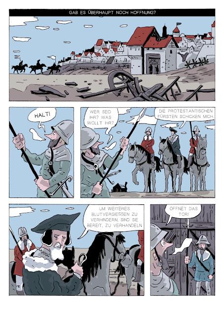 zeichnung, comic, jpeg, soldaten, pferde
