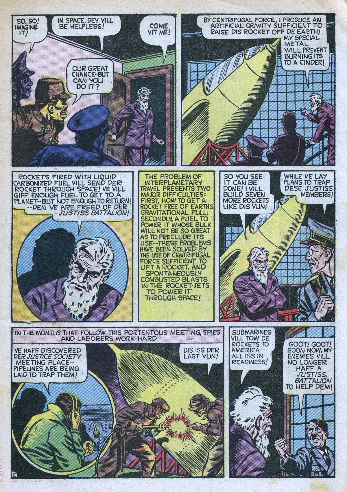 Read online All-Star Comics comic -  Issue #13 - 6